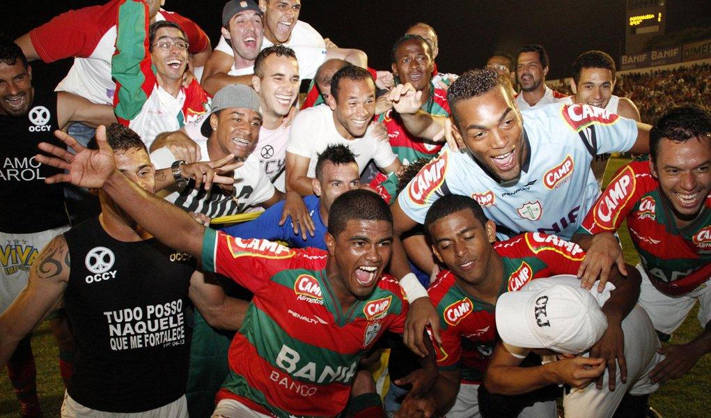 Portuguesa é campeã da Série B do Brasileirão