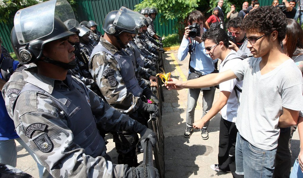 Caso USP deflagra guerra política em São Paulo