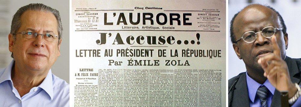 STF caminha para novo caso Dreyfus, com a AP 470?