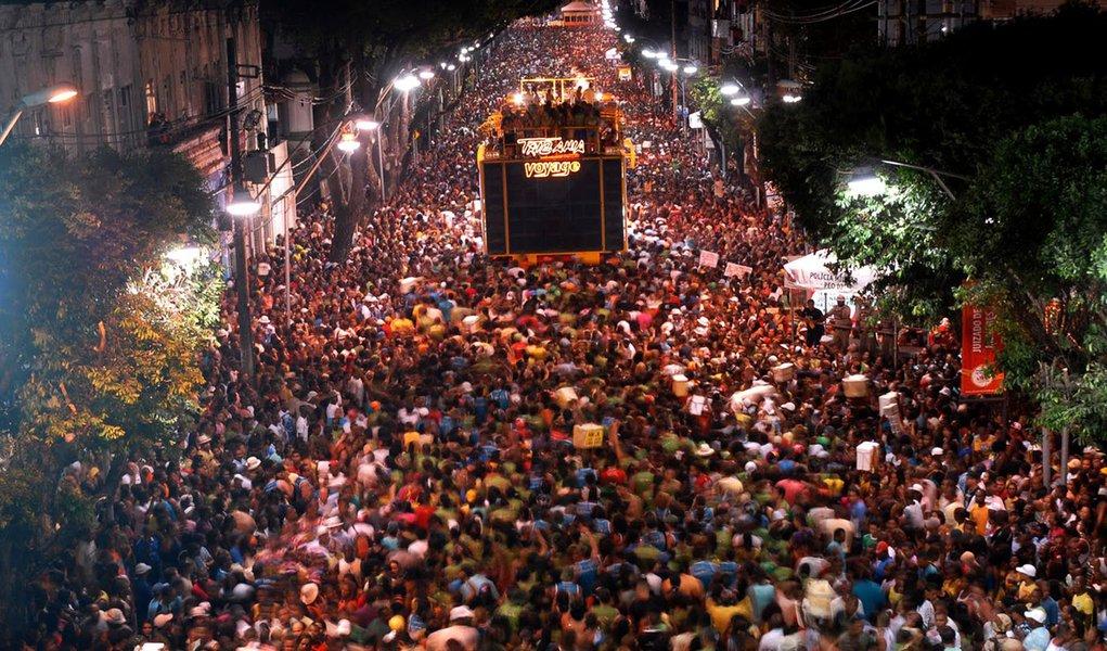 Google transmitirá carnaval de Salvador