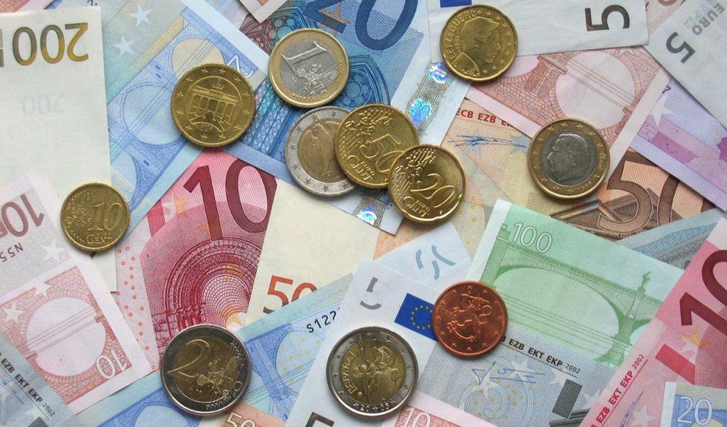 PIB europeu cai e 6 países estão em recessão