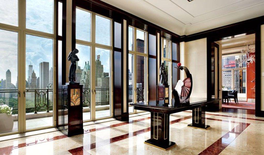 Apartamento mais caro de NY é vendido por US$ 88 mi