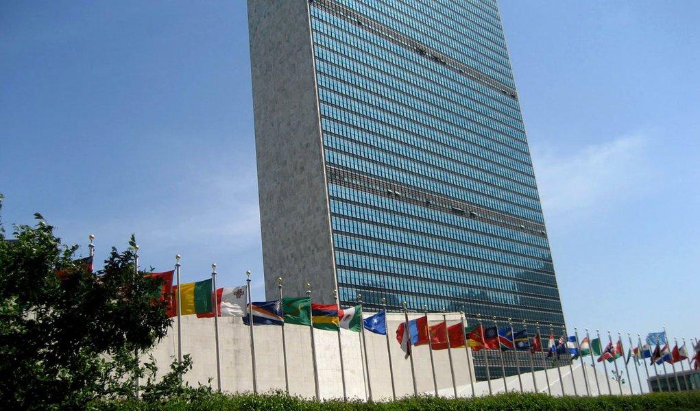 ONU pode aprovar hoje resolução contra a Síria