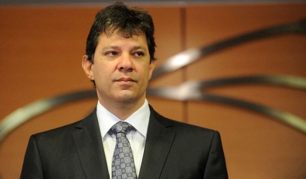 Haddad: PT nunca foi prioridade para Kassab