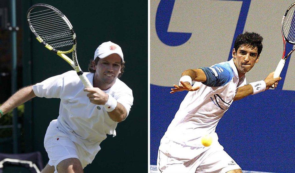 Bellucci vai enfrentar Mello na estreia no Brasil Open