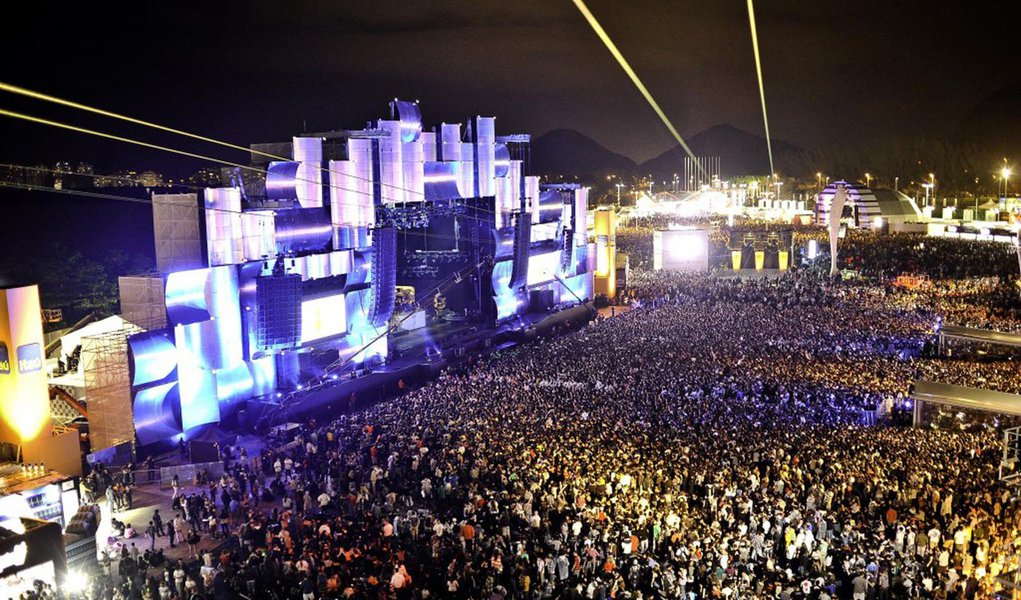 Rock in Rio prepara novas edições na América Latina