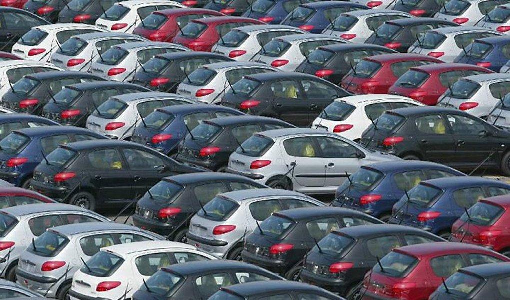 Calotes em compras de veículos batem recorde