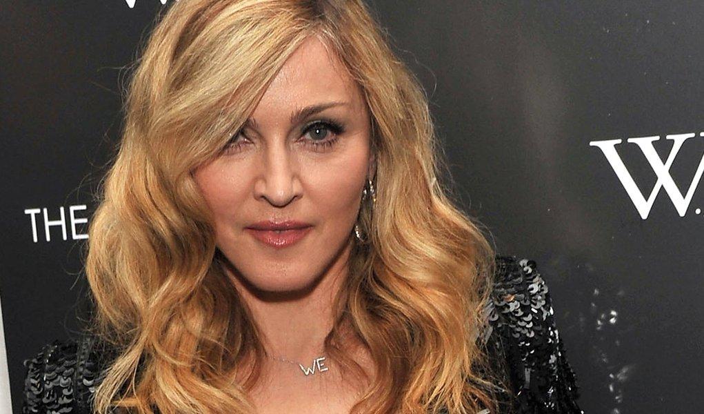 Madonna pode ser processada por plágio