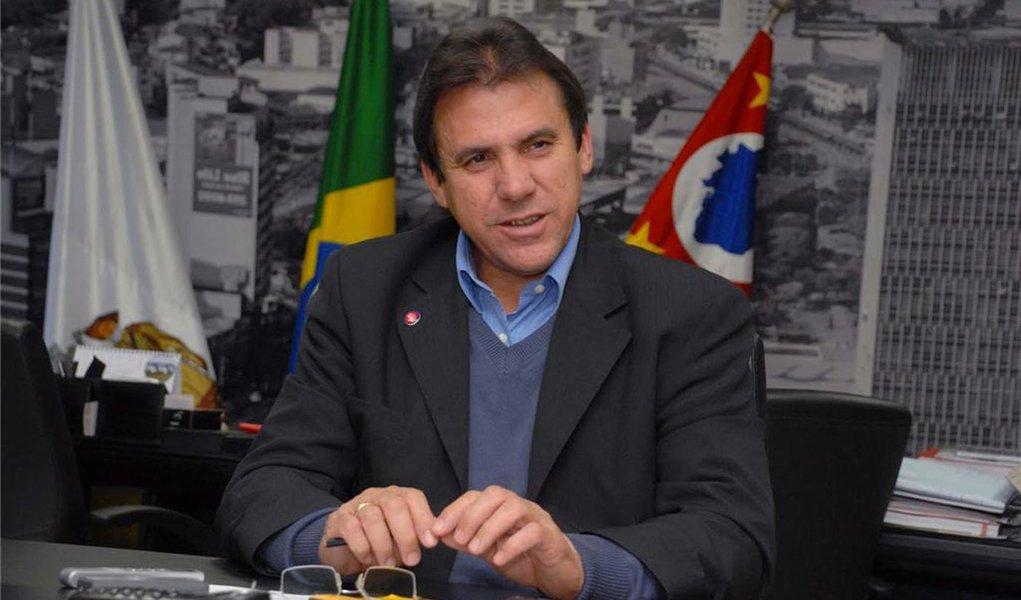 Luiz Marinho defende aliança do PT com Kassab