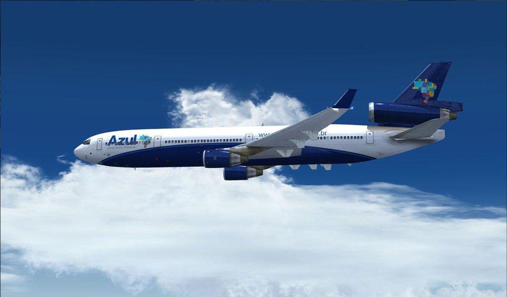 Azul deve registrar seu 1º lucro anual em 2012