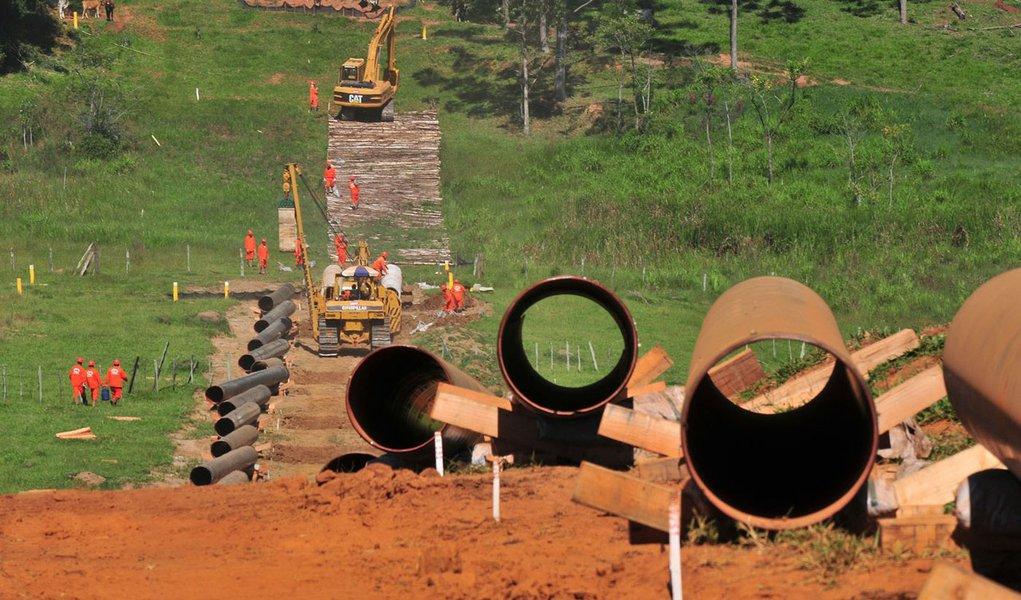 Petrobrás abandona máquina de R$ 51 milhões
