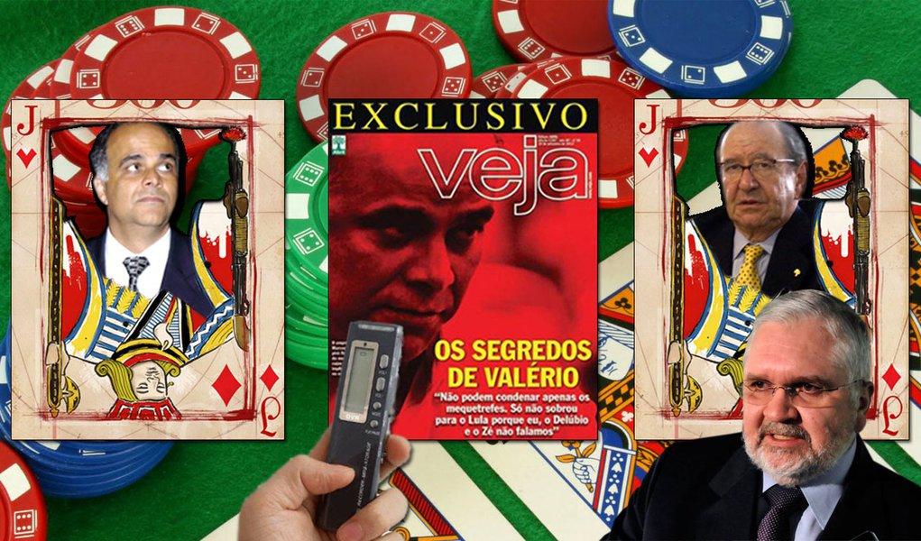"""Diretor de Veja revela """"acordo"""" com Valério e farsa contra Lula"""