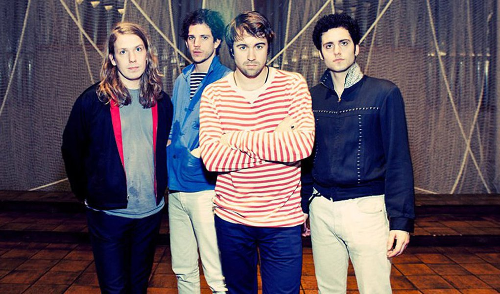 The Vaccines anuncia shows no Brasil