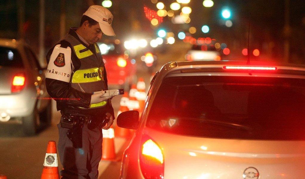 Lei Seca diminui acidentes de trânsito em PE