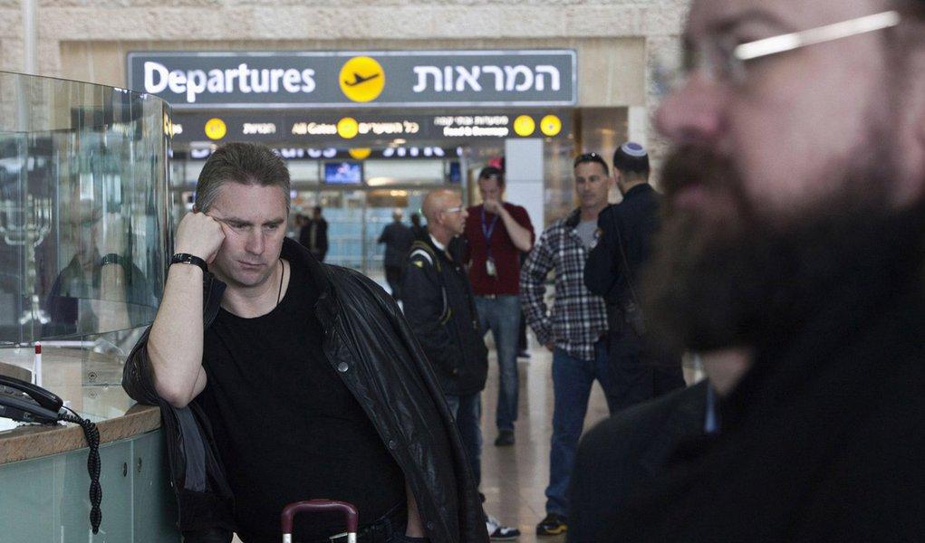 Meio milhão de trabalhadores iniciam greve em Israel
