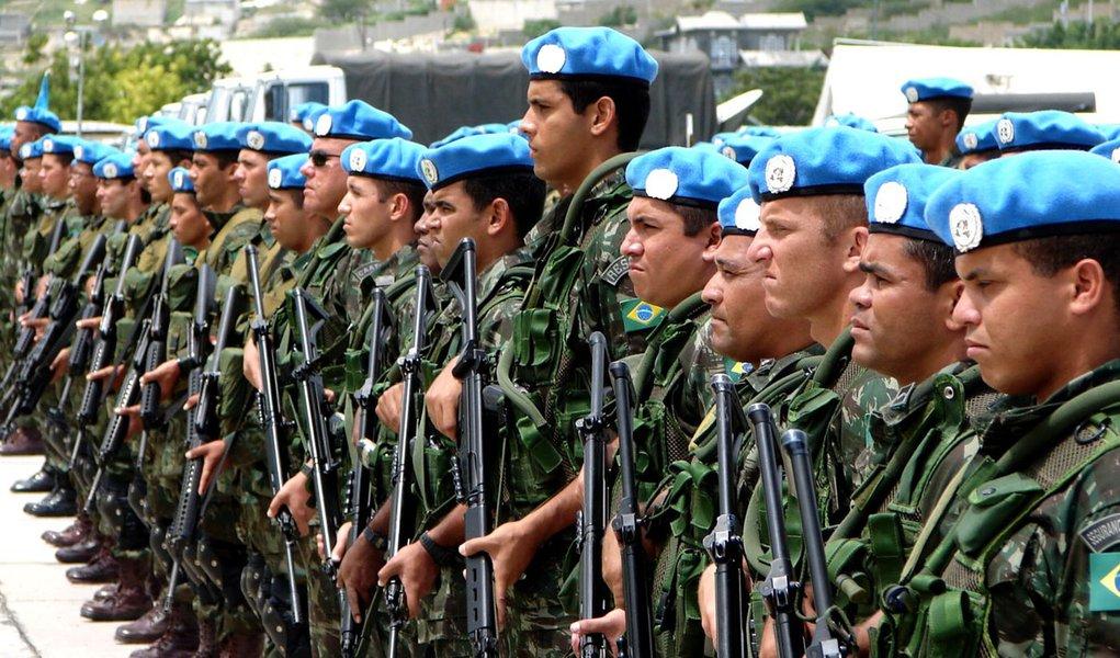 Superior Tribunal Militar condena trote violento