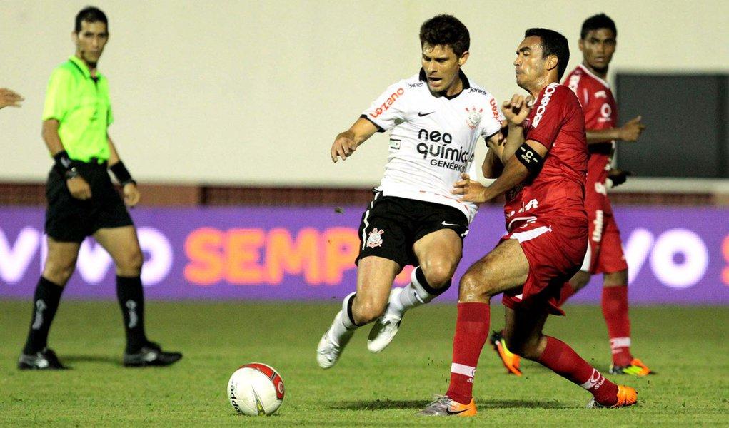 Corinthians vacila e sofre empate do Mogi Mirim no final