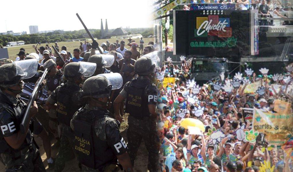 Caos em Salvador pode adiar Carnaval da Bahia