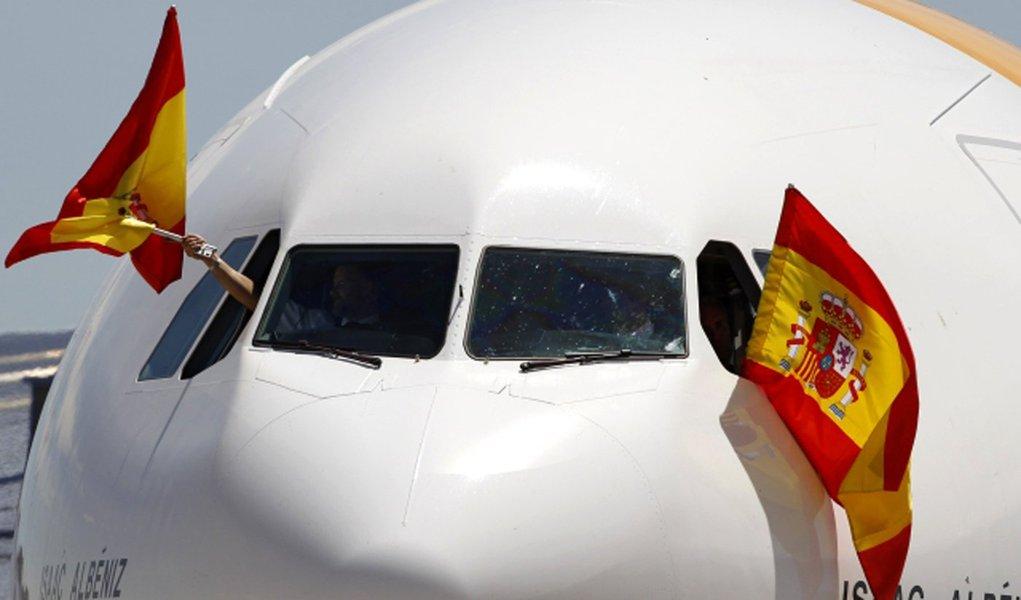 Brasil endurece entrada de turistas espanhóis