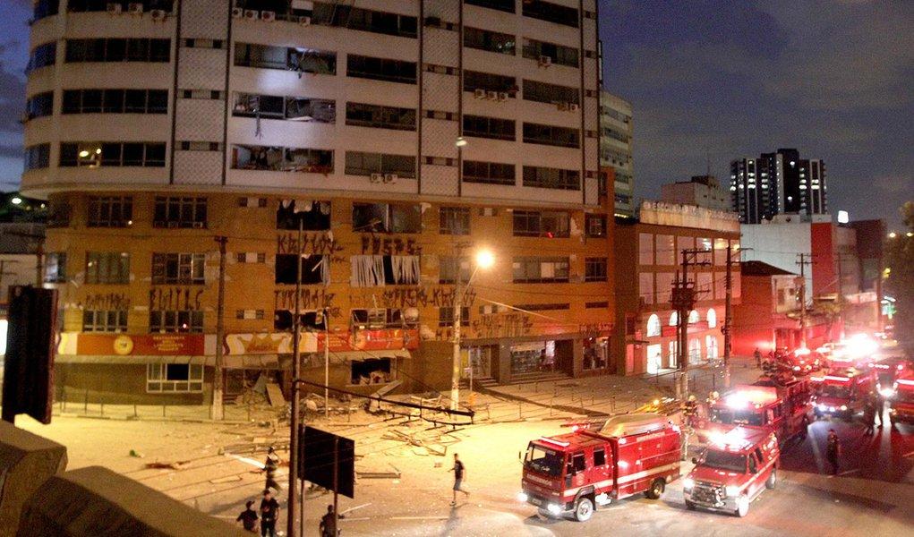 Explosão em prédio de São Bernardo (SP) mata criança