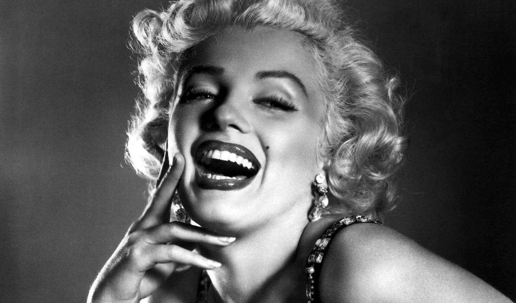 Exposição exibe vida de Marilyn Monroe