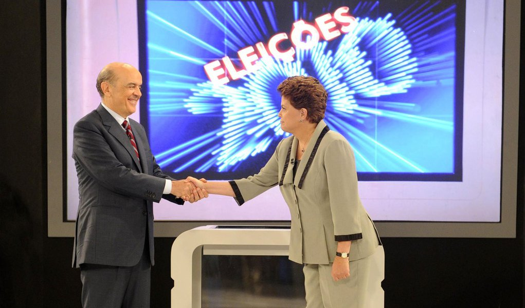 Dilma e Serra ainda não pagaram suas multas eleitorais