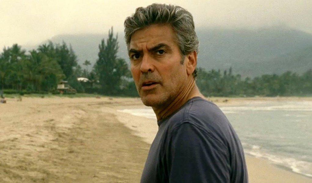 A nova face de George Clooney
