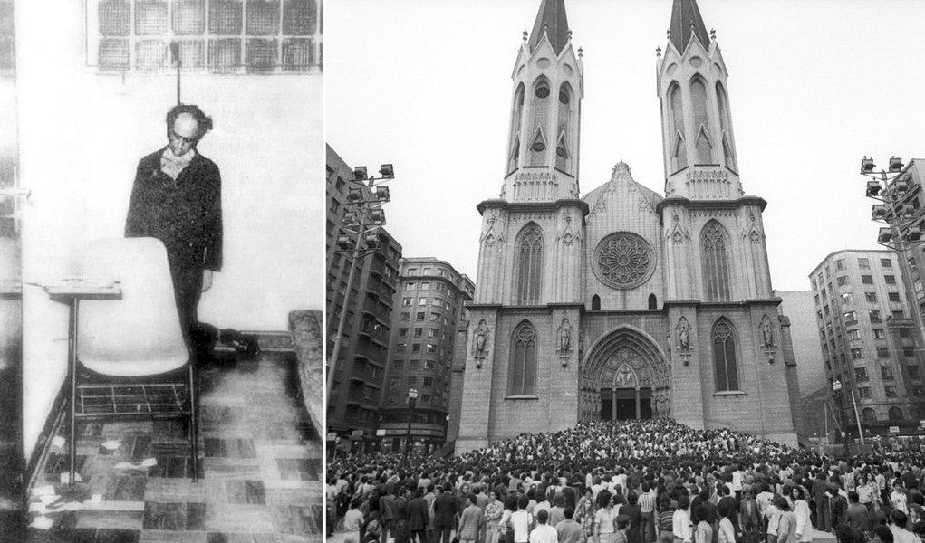 Fotógrafo de Herzog admite farsa que ajudou a derrubar a ditadura