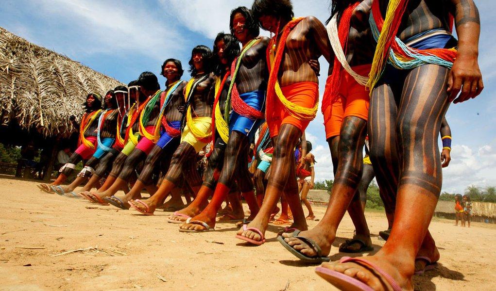 Demarcação de terra indígena passará pelo Congresso
