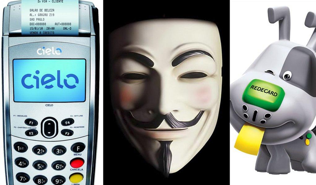 Hackers atacam BC, Febraban e sites de cartões