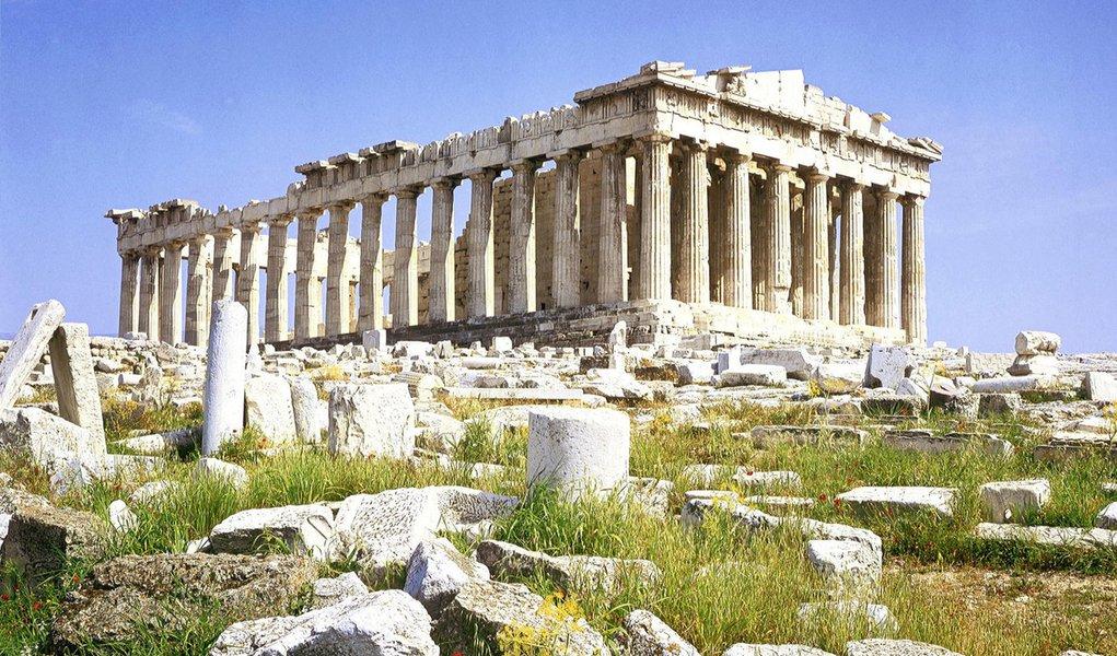 O fim da tragédia grega