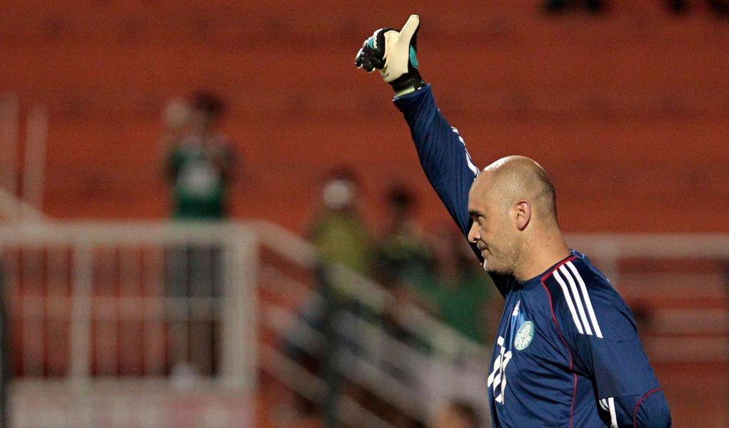 Marcos dá adeus ao futebol