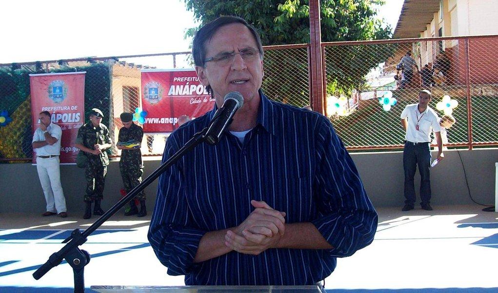 Favorito à reeleição, prefeito de Anápolis (GO) pode ficar de fora