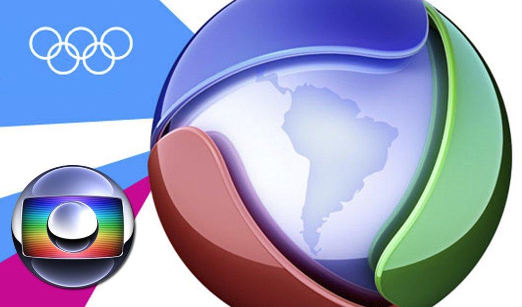 Record desafia hegemonia da Globo com Olimpíada