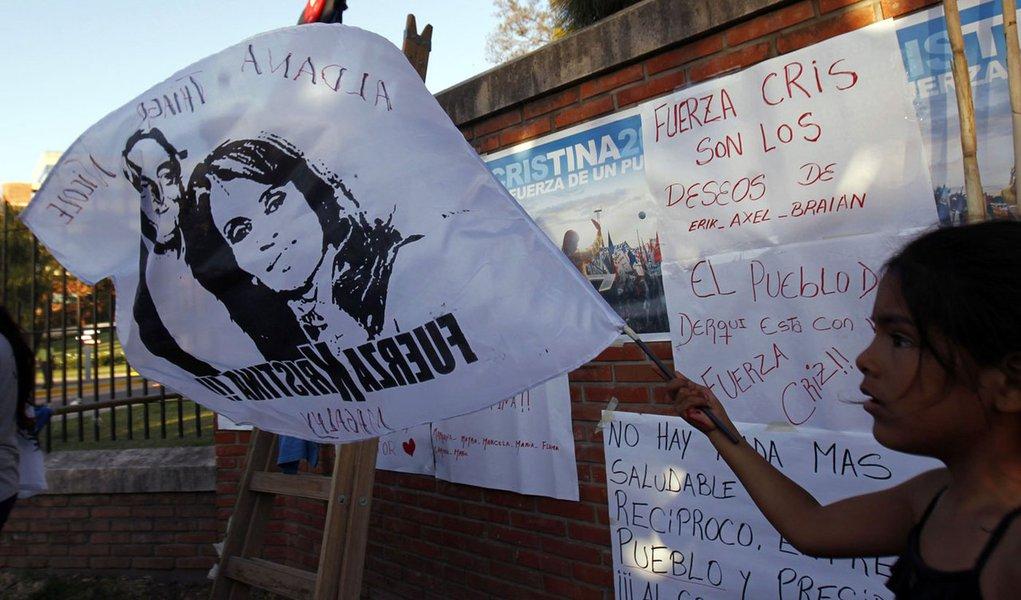 Cristina Kirchner será operada hoje para retirar câncer