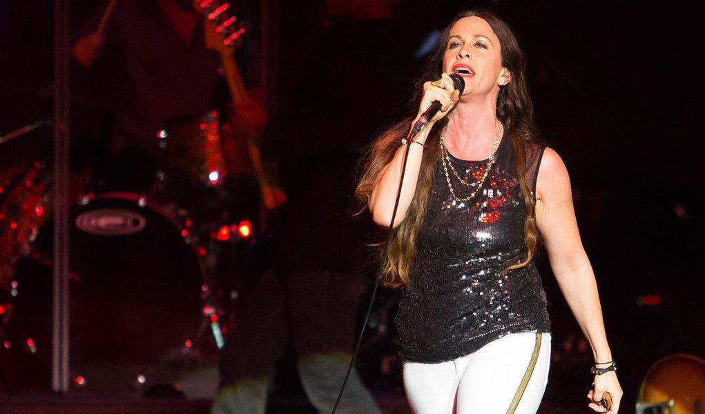 Alanis Morissette volta a Belo Horizonte em setembro