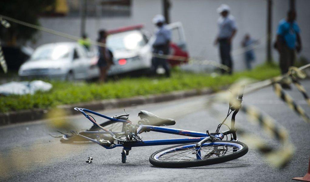Reforço na prevenção para trabalhadores que utilizam bicicleta