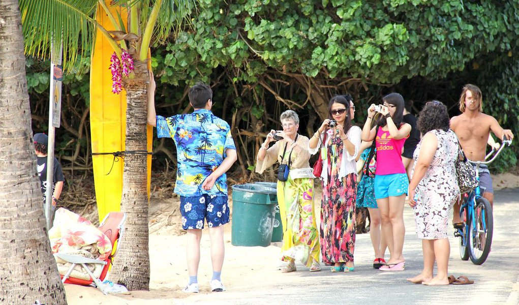 Entrada de turistas argentinos no Brasil cresce 14,5%
