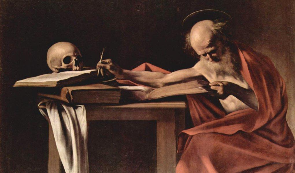 Obras de Caravaggio já estão em São Paulo
