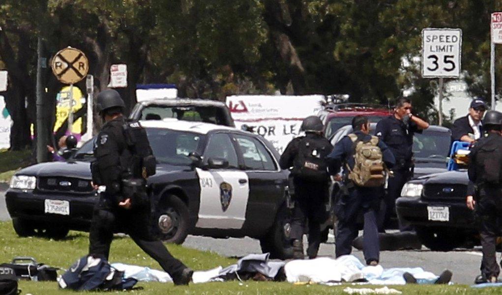 Suspeito de provocar tiroteio nos EUA tem identidade revelada