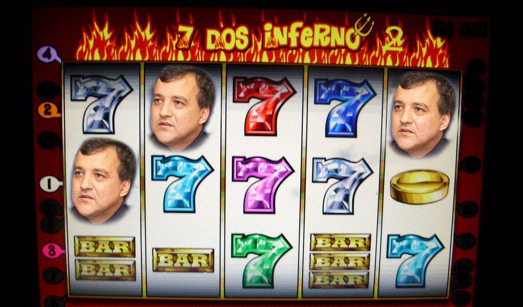 R$ 60 milhões com jogos de azar