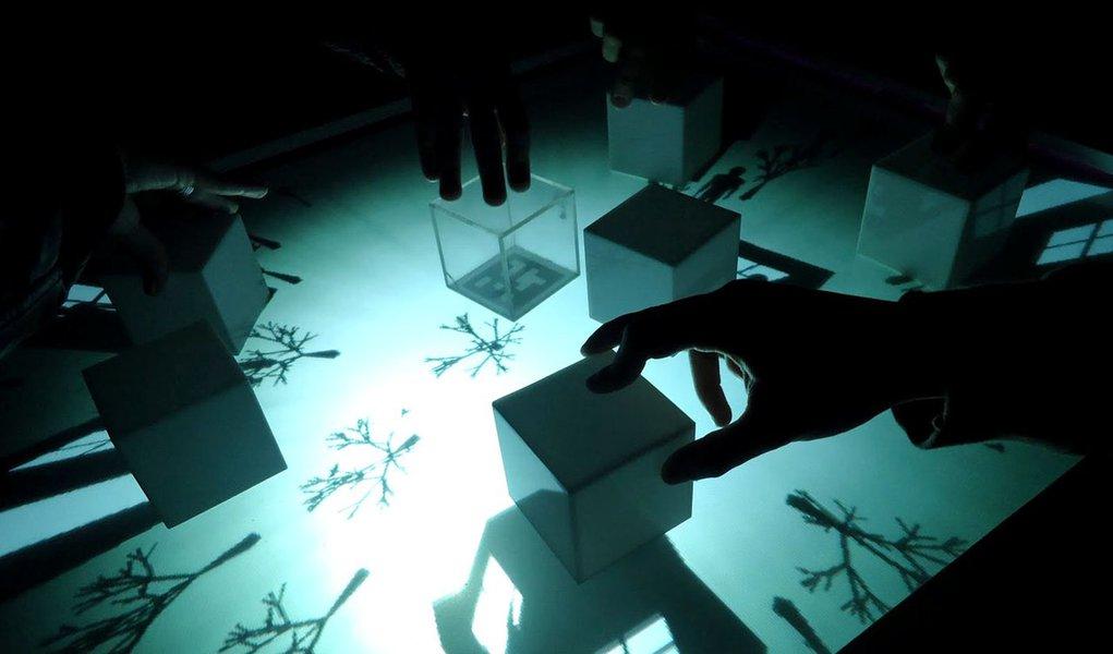 Encontro de arte digital reúne artistas internacionais em SP