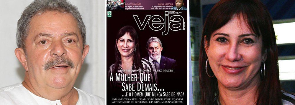 Para Veja, Rose sabe de tudo e Lula, de nada