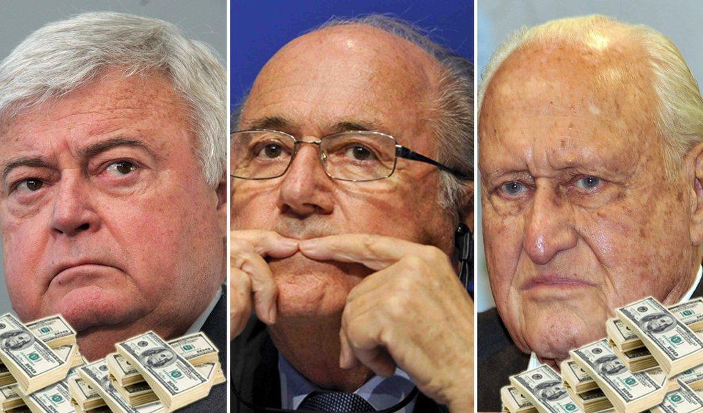 Fifa perde condição moral de dar lições ao Brasil