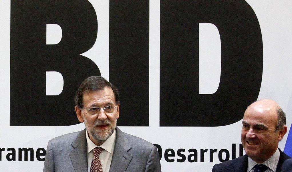 Espanha receberá € 30 bilhões para o setor financeiro