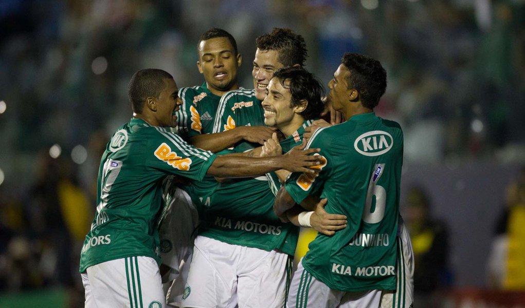 Palmeiras aposta em união para levar a Copa do Brasil