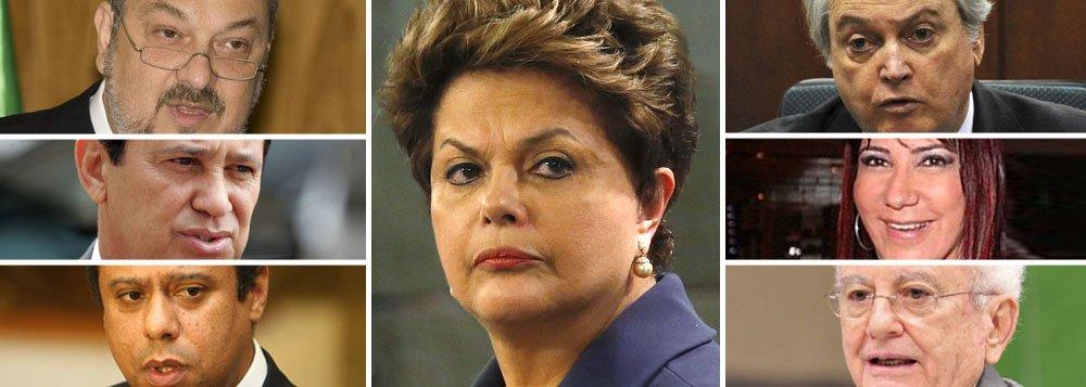 Dilma consolida seu método de gestão de crises