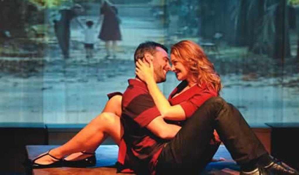 Conflitos de casal no Teatro Madre Esperança