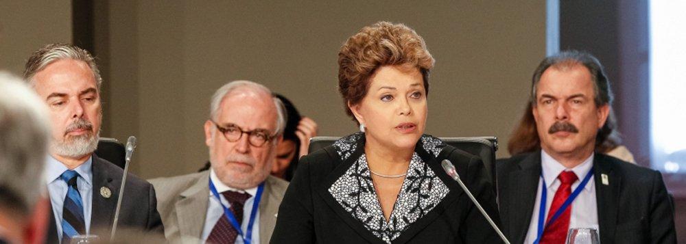 """Dilma, """"la fuerte"""""""