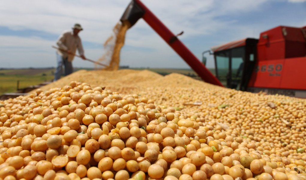 A exportação do agronegócio pode ser afetada pelo acordo EUA-China